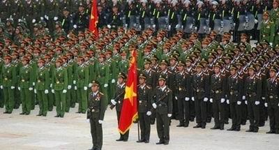 Đề xuất kéo dài hạn tuổi phục vụ của sĩ quan Công an nhân dân