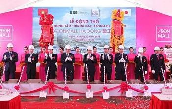 khoi cong du an trung tam thuong mai aeon mall ha dong