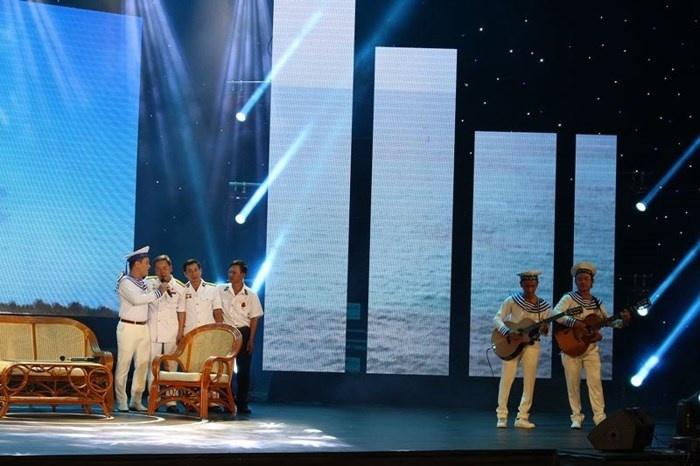 Tri ân, tưởng niệm chiến sỹ đã hy sinh để bảo vệ đảo đá Gạc Ma