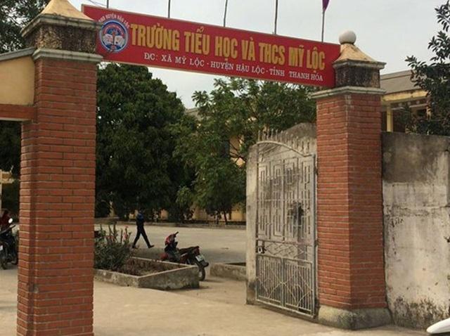 Thanh Hóa: Một học sinh tiểu học tử vong bất thường tại trường