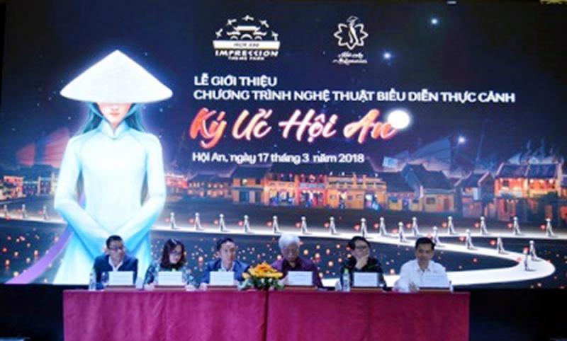 Ra mắt chương trình biểu diễn thực cảnh lớn nhất Việt Nam