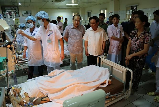 Truy tố 3 bị can trong vụ 8 người chết khi chạy thận tại Hoà Bình