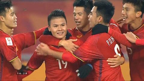 Cầu thủ U23 Việt Nam được miễn thuế các khoản do Nhà nước thưởng