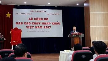 cong bo bao cao xuat nhap khau viet nam nam 2017