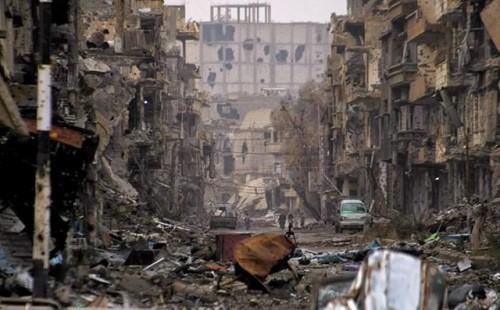 Bom mìn của khủng bố IS sót lại ở Syria phát nổ, ít nhất 17 người thiệt mạng