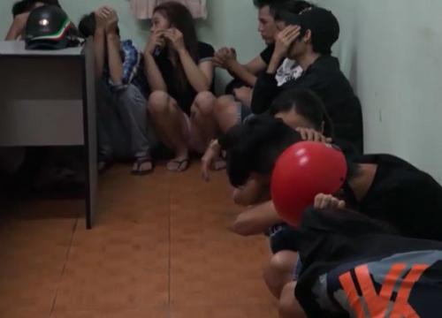 Cà Mau: Phát hiện gần 20 người dương tính với ma túy trong khách sạn