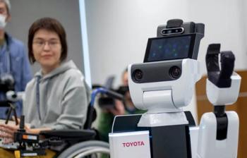 trinh lang tro ly robot cho the van hoi tokyo 2020