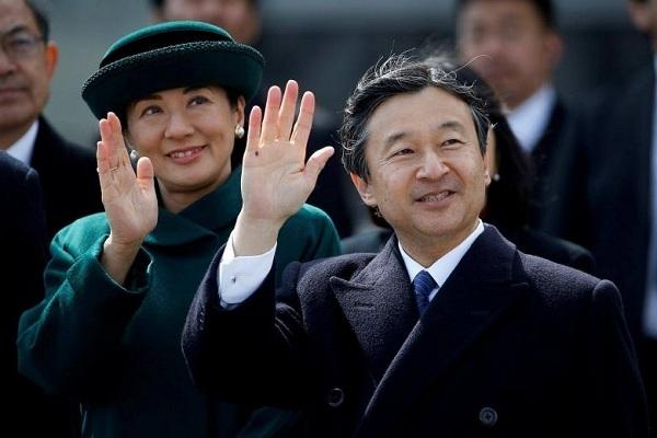 Nhật Bản sẽ có tân Nhật Hoàng vào tháng 5 tới