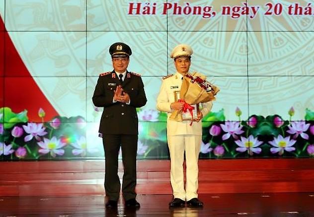 Điều động Phó Tư lệnh CSCĐ làm Giám đốc Công an thành phố Hải Phòng