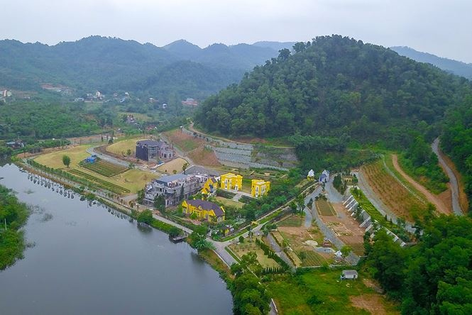 Đề nghị cưỡng chế công trình vi phạm đất rừng Sóc Sơn