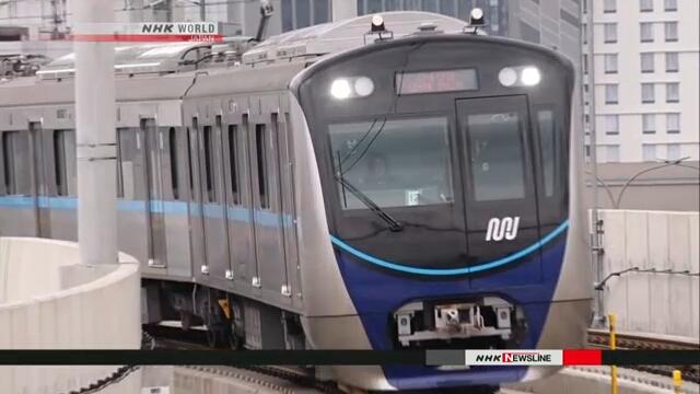 Indonesia khai trương tuyến tàu điện ngầm đầu tiên
