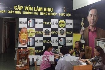 dong nai dinh chi 2 dai ly ban thuc pham chuc nang cua vinaca