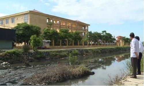 Yêu cầu 13 doanh nghiệp ở Hưng Yên khắc phục tình trạng gây ô nhiễm môi trường