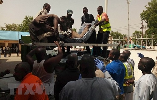 11 người thiệt mạng trong vụ tấn công nhằm vào các thương nhân tại Nigeria