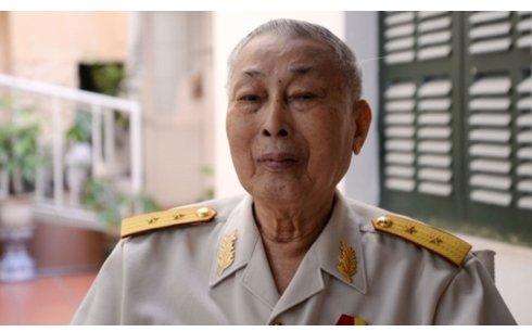 Những ấn tượng đẹp về một vị tướng