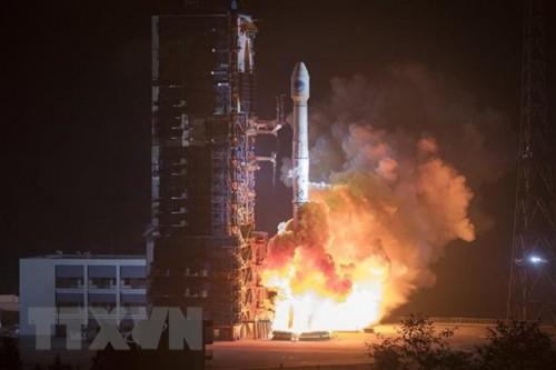 Trung Quốc thành công đưa vệ tinh Bắc Đẩu thứ 44 lên quỹ đạo Trái Đất
