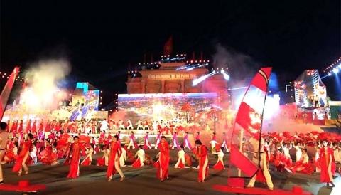 Nhiều hoạt động hấp dẫn tại Lễ hội Hoa phượng đỏ - Hải Phòng 2019