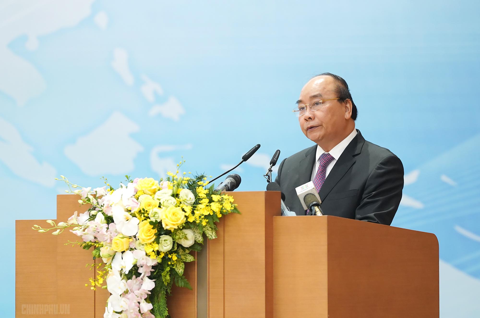 Thủ tướng chỉ ra 3 phương châm, 6 nhiệm vụ, giải pháp về hội nhập quốc tế