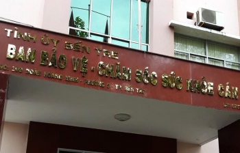 khoi to nguyen pho ban thuong truc ban bao ve suc khoe can bo ben tre