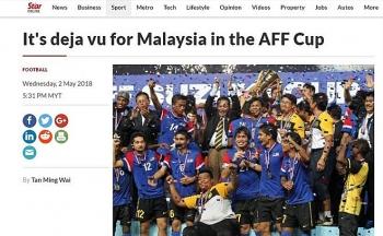 aff cup 2018 phan ung cua truyen thong va hlv malaysia khi cung bang voi viet nam
