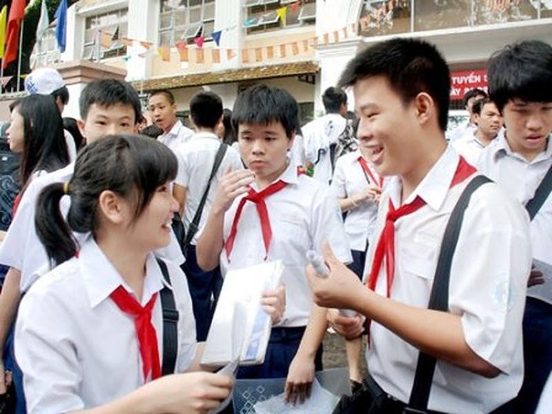 Tăng chỉ tiêu tuyển sinh lớp 10 Trường THPT Mạc Đĩnh Chi