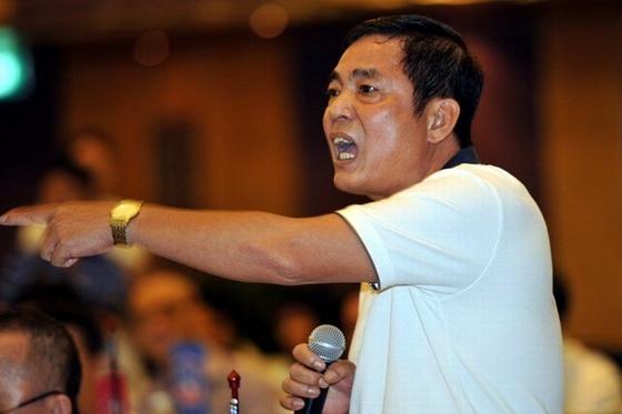 VFF đang làm rõ việc Phó chủ tịch VPF Trần Mạnh Hùng văng tục nhằm vào phó Ban trọng tài