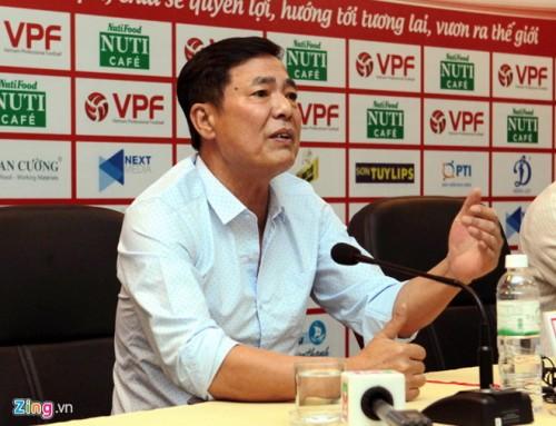 Tổng Cục trưởng tổng cục TDTT lên tiếng về cuộc họp đầy lời lẽ văng tục giữa VPF và VFF