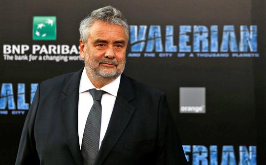 Cảnh sát Pháp điều tra đơn tố cáo cưỡng hiếp nhắm vào đạo diễn Luc Besson
