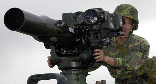Nga tìm thấy kho vũ khí của phiến quân Syria do NATO sản xuất