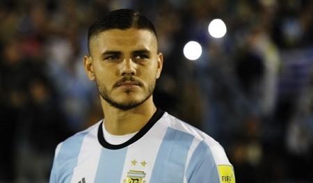 Đội tuyển Argentina chốt danh sách tham dự chung kết World Cup 2018, Icardi vắng mặt