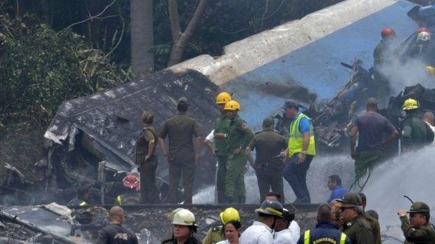 Đình chỉ hoạt động hãng hàng không trong vụ rơi máy bay hơn 100 người thiệt mạng ở Cuba