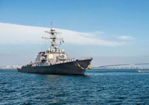 Mỹ tăng cường hệ thống chống tên lửa tại Đông Á