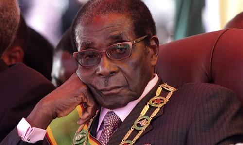 nghi an 15 ty usd kim cuong that thoat cuu tong thong zimbabwe khong tham du phien dieu tran cua quoc hoi