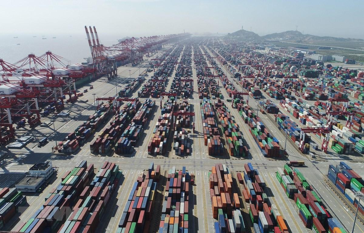 Mỹ thông báo nâng thuế 25% với hàng hóa Trung Quốc từ ngày 10/5