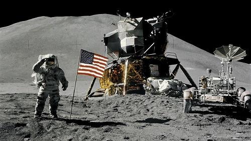 Ông Trump tuyên bố chi 1,6 tỷ USD cho cuộc chinh phục Mặt Trăng và Sao Hỏa