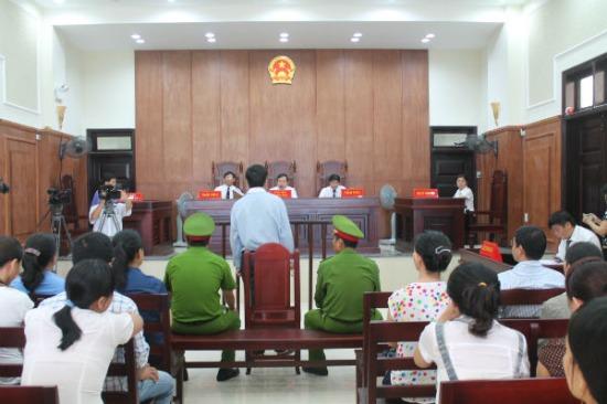 Dự thảo Nghị quyết hướng dẫn một số điều của Bộ luật Hình sự về tội hiếp dâm, cưỡng dâm