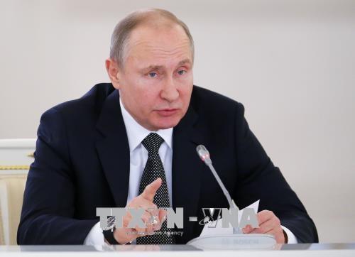 Vụ tấn công đẫm máu ở Iran: Tổng thống Nga Putin cho rằng cần có một chiến dịch chống khủng bố