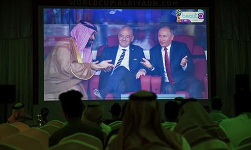 Kênh Truyền hình Saudi Arabia phát lậu World Cup: FIFA lên tiếng