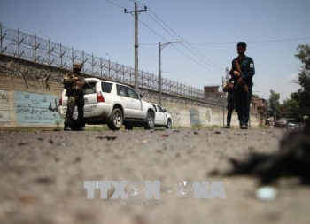 afghanistan no lon o tinh nangarhar it nhat 40 nguoi thuong vong