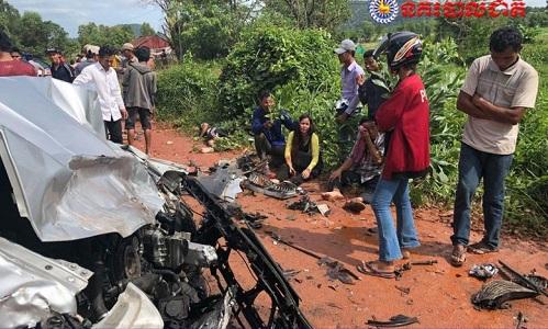 Phu nhân Hoàng thân Campuchia qua đời trong vụ tai nạn giao thông nghiêm trọng