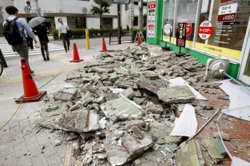 Nhật Bản: 3 người thiệt mạng, hàng chục người bị thương trong vụ động đất tại Osaka