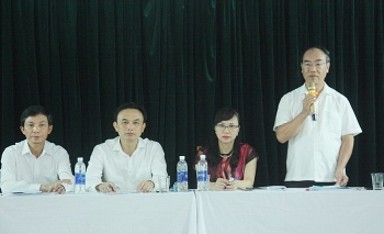 trien khai cong tac chong gian lan trong ky thi thpt quoc gia 2018