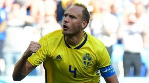 Thụy Điển giành chiến thắng 1-0 trước Hàn Quốc nhờ công nghệ VAR