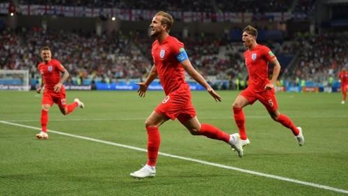 Anh chiến thắng Tunisia với tỷ số nghẹt thở 2-1