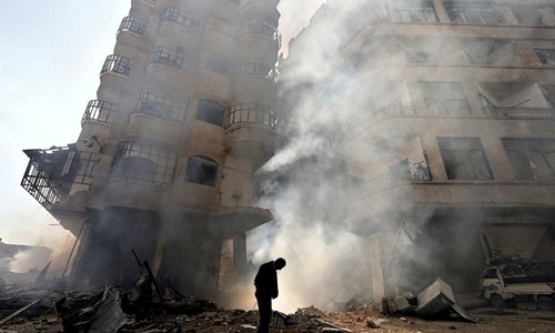 Mỹ kiên quyết phủ nhận cáo buộc đánh bom cơ sở quân sự Syria ở biên giới sát Iraq