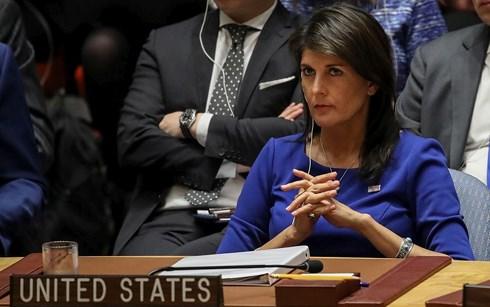 Bênh vực cho Israel, Mỹ tuyên bố rút khỏi Hội đồng Nhân quyền Liên hợp quốc