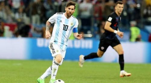 Thua đậm 0-3 trước Croatia, Argentina có nguy cơ lớn bị loại từ vòng bảng