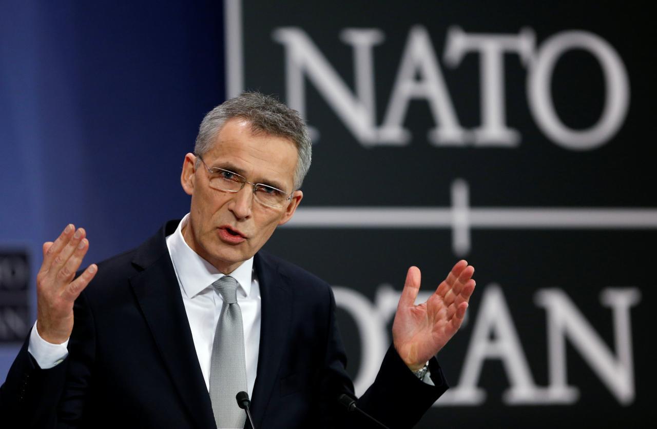 Tổng thư ký NATO nói gì về khả năng Tổng thống Trump gặp Tổng thống Putin?