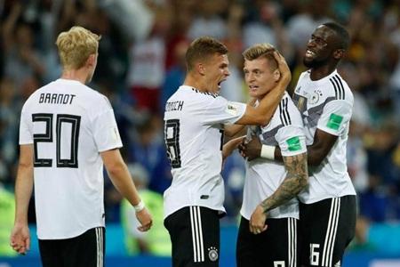 Lịch thi đấu World Cup 2018 ngày 27/6/2018