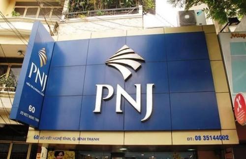 Vàng thế giới lao dốc, cổ phiếu ngành vàng trong nước cũng bị 'vạ lây', cổ phiếu PNJ giảm 3.100 tỉ